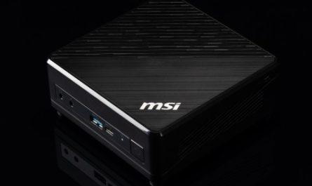 Обзор MSI Cubi 5 10M: маленький компьютер с тихим нравом