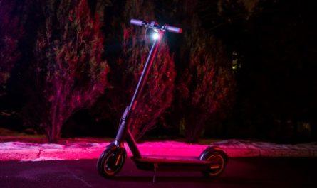 Обзор Segway-Ninebot KickScooter MAX G30P: автономный покоритель пространства