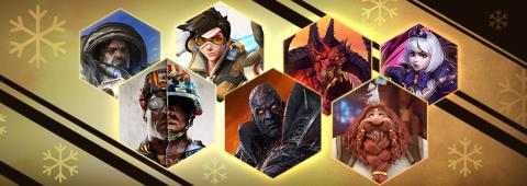 Одна за другой. В цифровом сервисе Blizzard стартовала праздничная распродажа