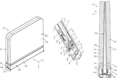OPPO запатентовала дизайн раскладушки с гибким дисплеем