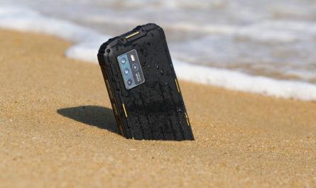 Oukitel WP10 5G: неубиваемый смартфон и TWS-наушники в придачу