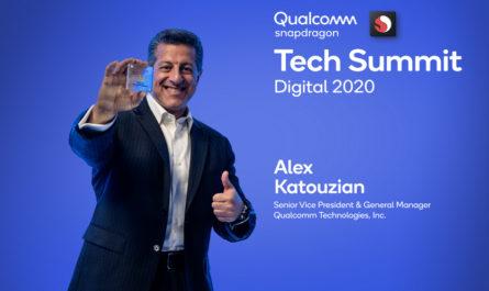 Qualcomm анонсировала флагманскую платформу Snapdragon 888