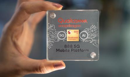 Qualcomm рассказала о производительности флагманского Snapdragon 888