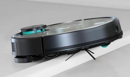 Робот-пылесос Viomi V2 Pro с функцией влажной уборки поступил в продажу России