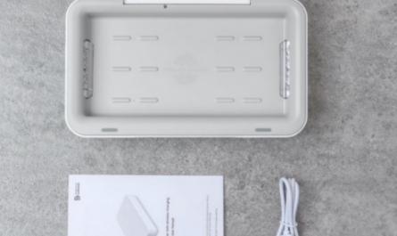 Samsung привезла в Россию УФ-стерилизатор для смартфонов и аксессуаров