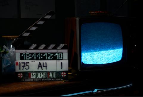 Съёмки новой экранизации Resident Evil завершены