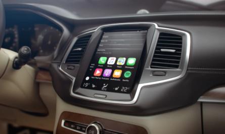 Слух: Appleразрабатывает процессор для самоуправляемых автомобилей