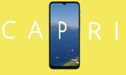 Спецификации бюджетных Motorola Capri и Capri Plus слили в сеть