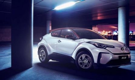 Toyota готовит переворот на рынке электромобилей
