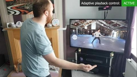 Учёные научились управлять воспроизведением видео движениями тела