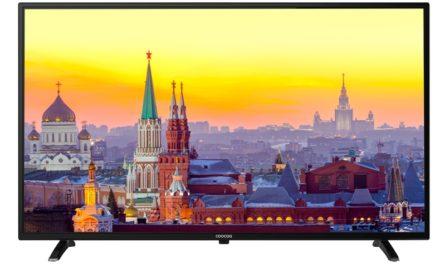 Умный телевизор coocaa: большой экран и Android TV по цене смартфона