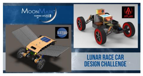 В 2021 году на Луне пройдут соревнования гоночных машинок