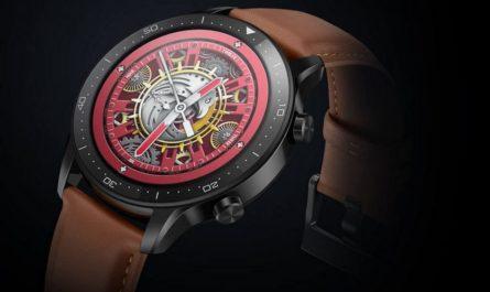 Все особенности realme Watch S Pro раскрыты до официальной презентации