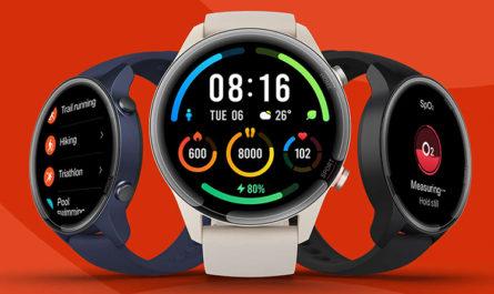 Xiaomi объявила дату начала продаж умных часов Mi Watch в России