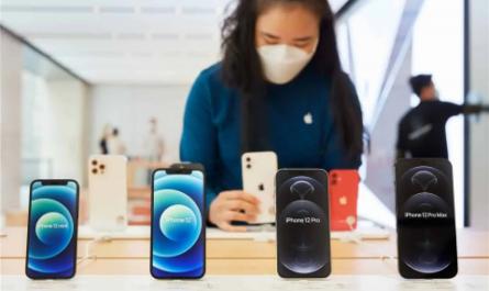 Xiaomi «подвинула» Apple в рейтинге продаж смартфонов