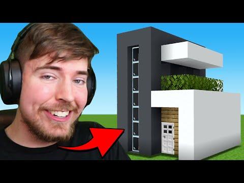 Блогер подарил настоящий дом за $100 тысяч игроку в Minecraft