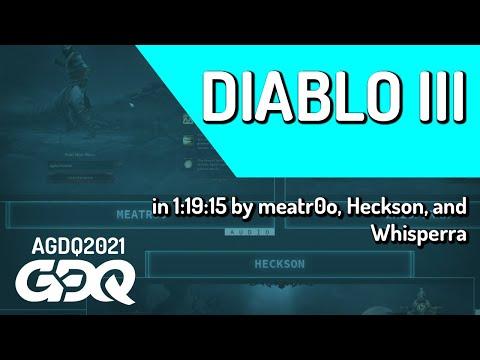 Спидраннеры прошли Diablo III и побили сразу два мировых рекорда [ВИДЕО]