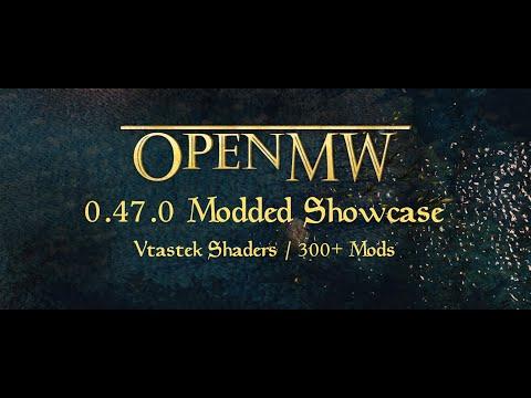 Фанат представил «ремастер» TES III: Morrowind. Собрать такой же может любой [ВИДЕО]