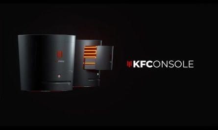 240 fps и горячая курочка. KFC выпустила собственную «консоль»