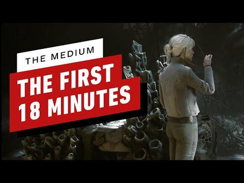 Авторы Layers of Fear показали 18 минут геймплея нового хоррора The Medium [ВИДЕО]