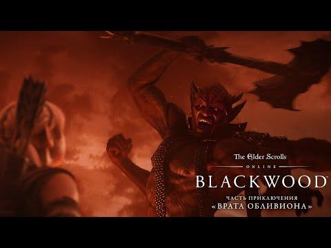 Анонсировано масштабное дополнение Blackwood для The Elder Scrolls Online
