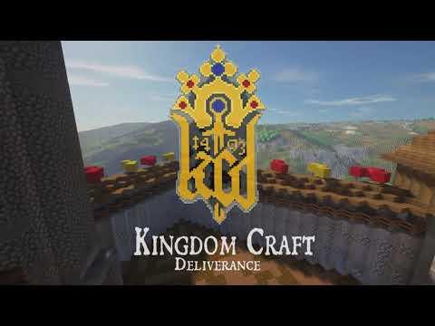 Энтузиасты представили ремейк средневековой Kingdom Come: Deliverance в Minecraft [ВИДЕО]