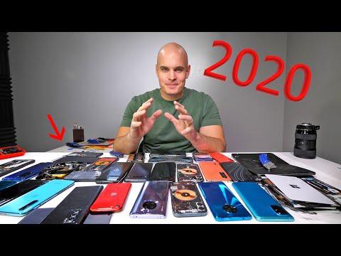 «Разрушитель смартфонов» назвал лучшие гаджеты 2020 года [ВИДЕО]