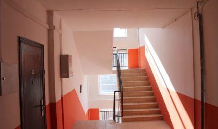 В компенсационном доме в Зеленограде перешли к возведению последнего этажа