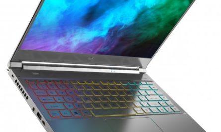 Acer оснастила игровые ноутбуки новейшими процессорами Intel и видеокартами NVIDIA RTX 30ХХ