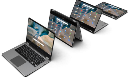 Acer представила свой первый хромбук на процессоре AMD Ryzen