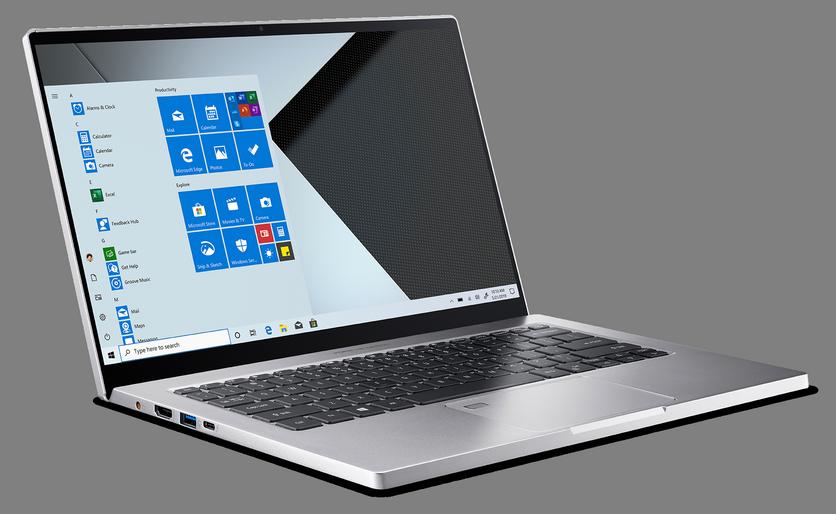 Acer привезла в Россию ноутбук с дизайном от Porsche Design
