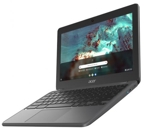 Acer выпустила хромбук с процессором Snapdragon и 20 часами автономной работы