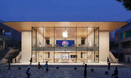 Аналитики прогнозируют подъём акций Apple к концу года более чем на 15 %