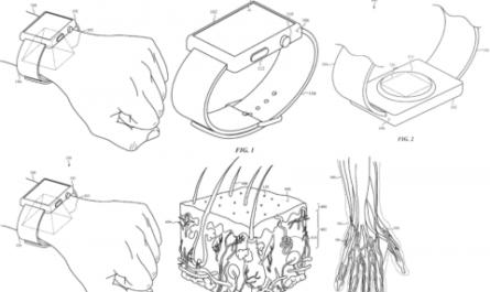 Apple разрабатывает уникальную систему биометрической аутентификации для смарт-часов