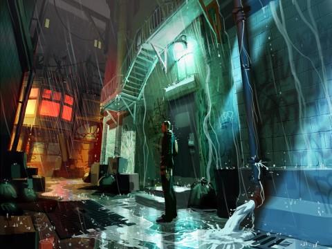 Арт-директор BioWare опубликовал концепты отменённой наследницы культовой Jade Empire