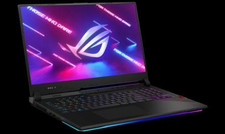 ASUS обновила игровые ноутбуки серии ROG