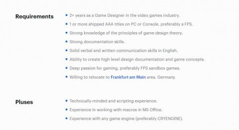 Авторы Crysis трудятся над неанонсированным шутером-песочницей