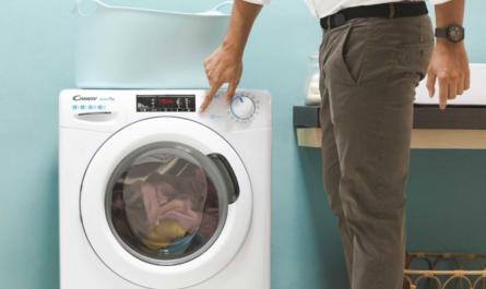 Candy привезла в Россию умные стиральные машины с удобным управлением по Wi-Fi