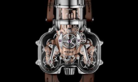 Часы в виде космического корабля поступят в продажу за полмиллиона долларов