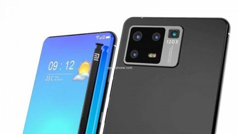 Дизайнер представил концептуальный дизайн Xiaomi Mi12