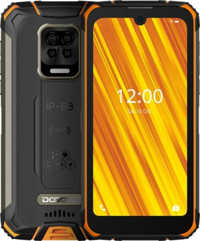 Doogee S59 Pro: внушительный аккумулятор, NFC и мощный звук в защищённом корпусе