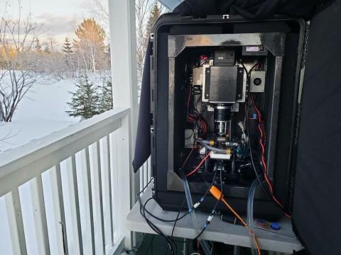 Фотограф сделал снимки снежинок в сверхвысоком разрешении