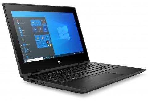 HP представила недорогой ноутбук-трансформер для учёбы