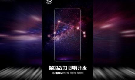 Игровой смартфон ASUS ROG Phone 5 запечатлён на фото и видео. Сзади унего будет дополнительный экран