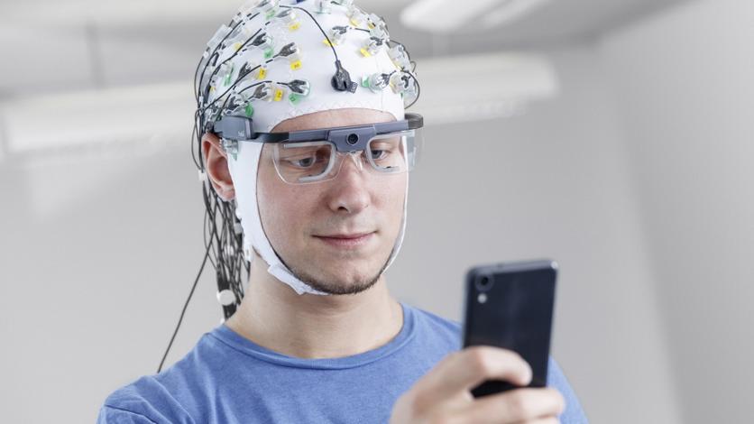 ИИ научили точно диагностировать тревогу и депрессию по движениям глаз