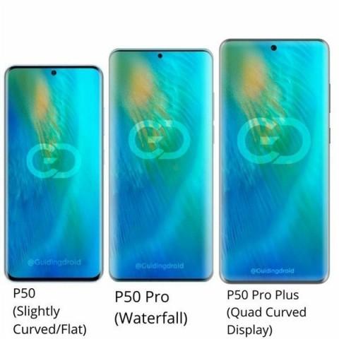 Инсайды #2248: HUAWEI P50, iPhone 13 и новые блоки питания Apple