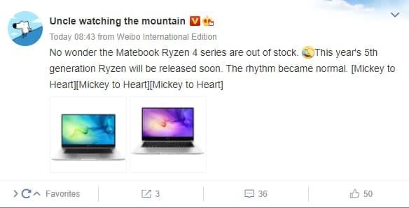 Инсайды #2260: ноутбуки HUAWEI на Ryzen 5000, VR-шлем Apple, Samsung Galaxy A82 и A52