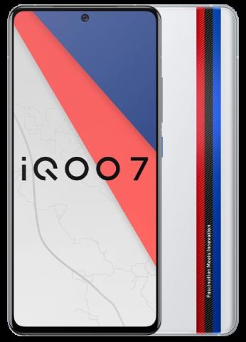 iQOO 7: Snapdragon 888, экран 120 Гц и полная зарядка за 15 минут