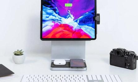 Kensington представила док-станцию, которая превратит iPad Pro и iPad Air в маленький iMac