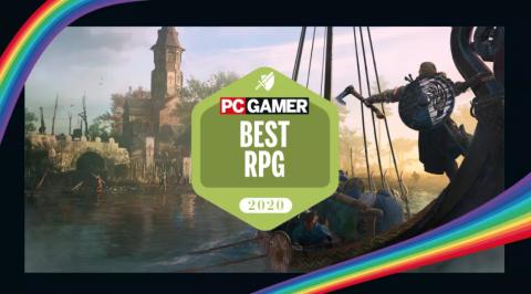 Крупнейший игровой ресурс назвал Assassin's Creed Valhalla лучшей RPG года